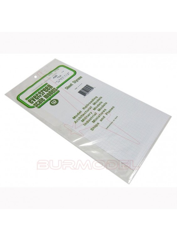 Evergreen GRB 30x61 6,3x6,3
