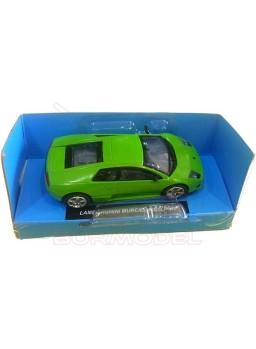 Lamborghini murciélago LP640 verde. 1/43