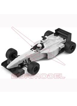 Coche Fórmula 1 blanco para decorar