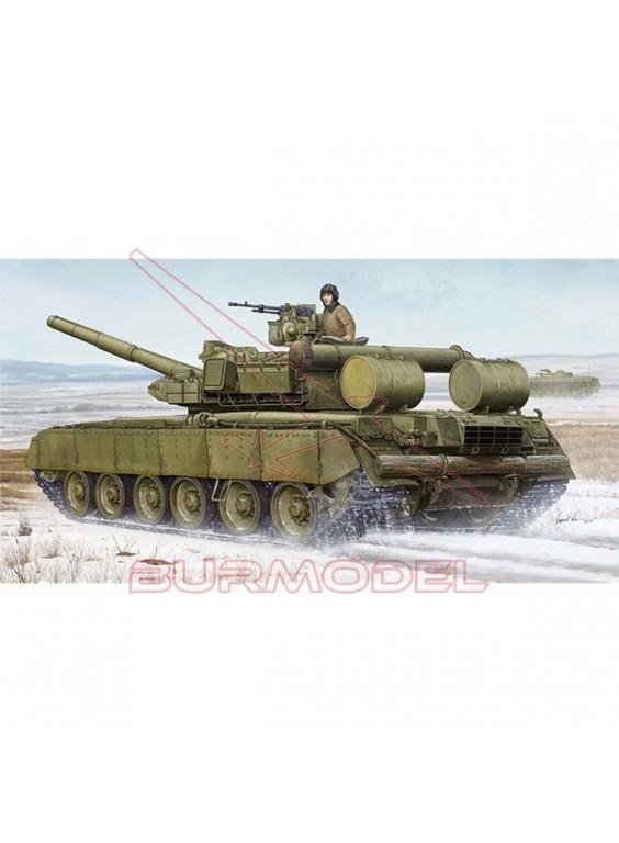 Maqueta tanque Russian T-80BVD MBT 1:35