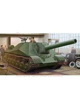 Maqueta tanque Soviet Object 704 SPH 1/35