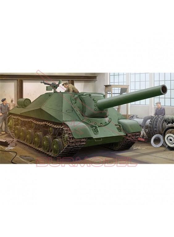 Maqueta tanque Soviet Object 704 SPH 1/35