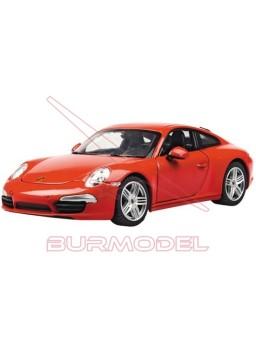 Maqueta metal Porsche 911. Escala 1/24