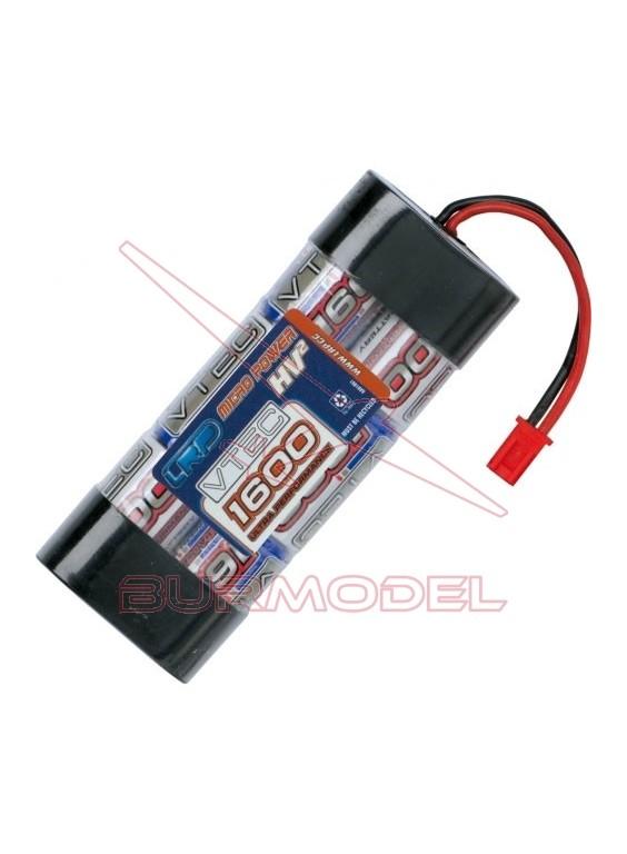Batería 7,2v 1600 para monster 110800