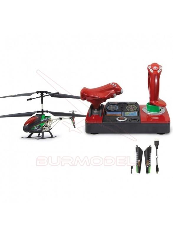 Mini Helicóptero GyroJoy 2,4Ghz