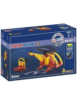 Maqueta Basic. Helicóptero solar.