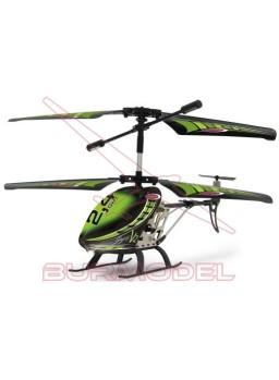Helicóptero 3 canales Gyro V2 2,4Ghz