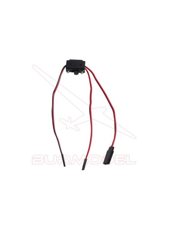 Interruptor JR/Universal 3 cables.