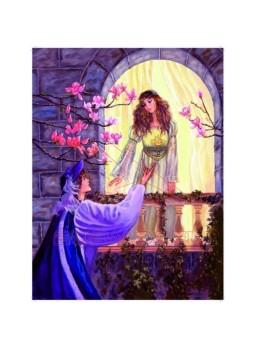 Puzzle 250 pzs. Judy Mastrangelo. Romeo y Julieta
