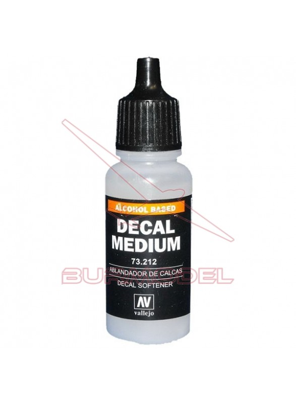 Vallejo Decal Medium 212-17ML