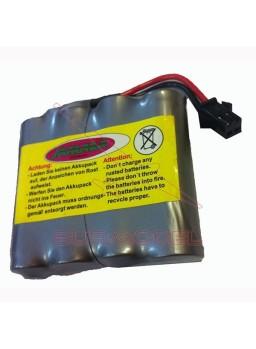 Batería 4,8 v para juguetes