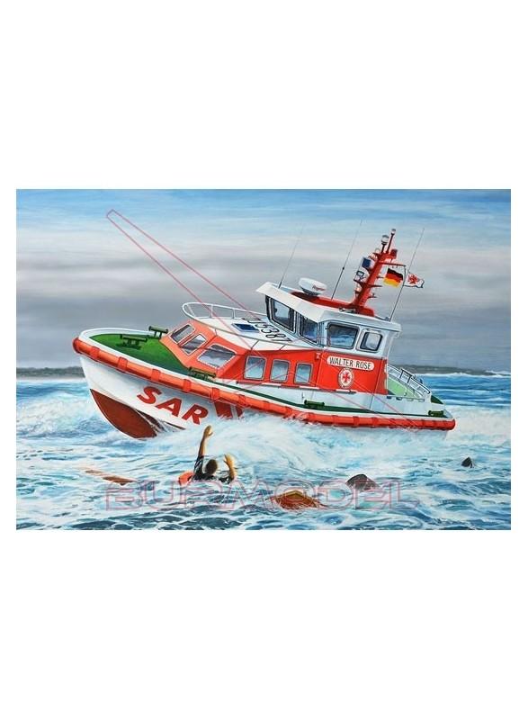 "Barco de rescate alemán ""Walter Rose/Verena"" DGZRS"