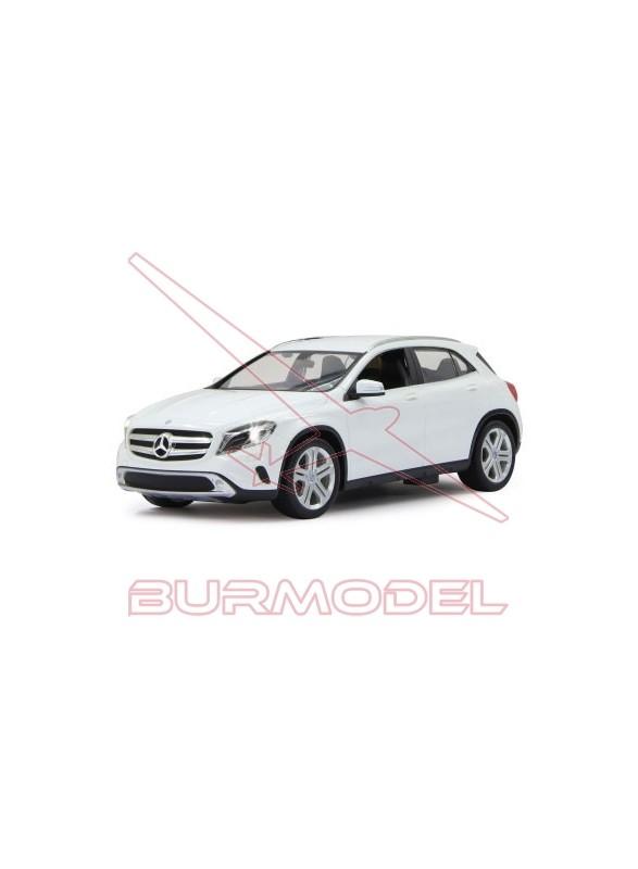Mercedes GLA Radio Control 1:14 40MHz blanco
