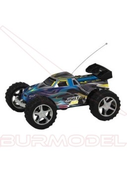 Coche mini racing truggy