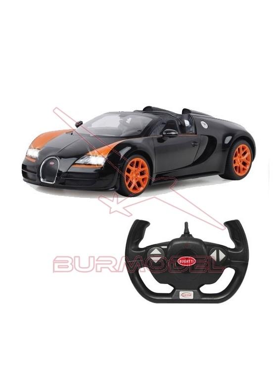 Coche R/C Bugatti Grand Sport Vitesse 2,4GHz