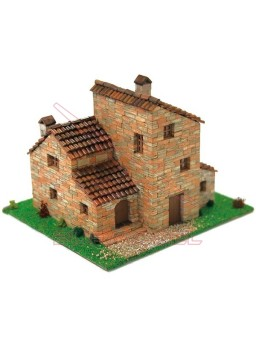 Kit de construcción casa rural HO