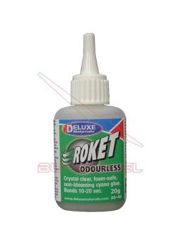 Adhesivo Deluxe Roket Odourless 20gr