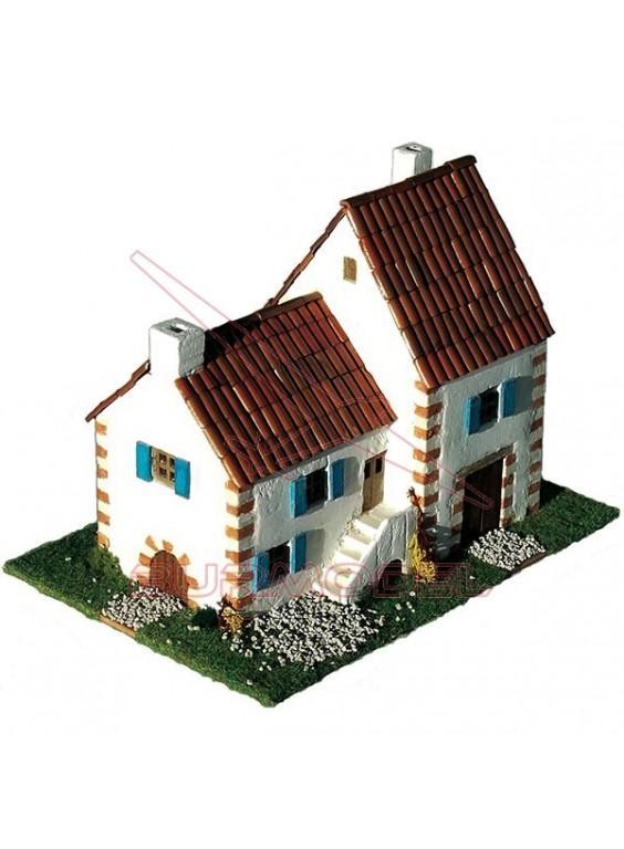 Casa típica República Checa