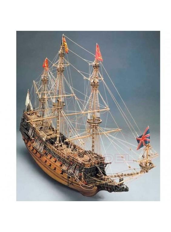 Barco Soberano de los Mares