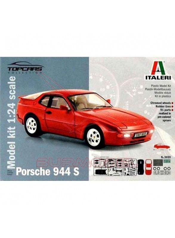 Maqueta plástico Porsche 944S
