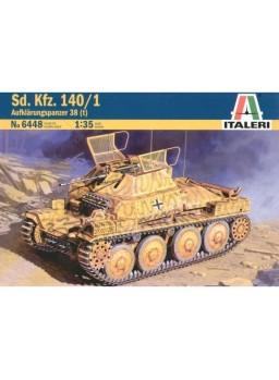 Maqueta tanque militar Sd. Kfz. 140/1 1:35