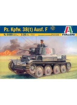 Maqueta 1:35 tanque Pz. Kpfw. 38