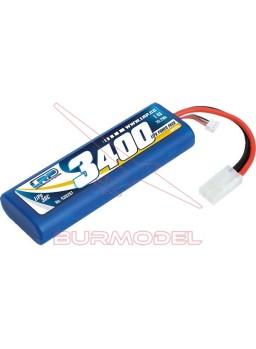 Batería 7,4v lipo 3400 25,2Wh 30C