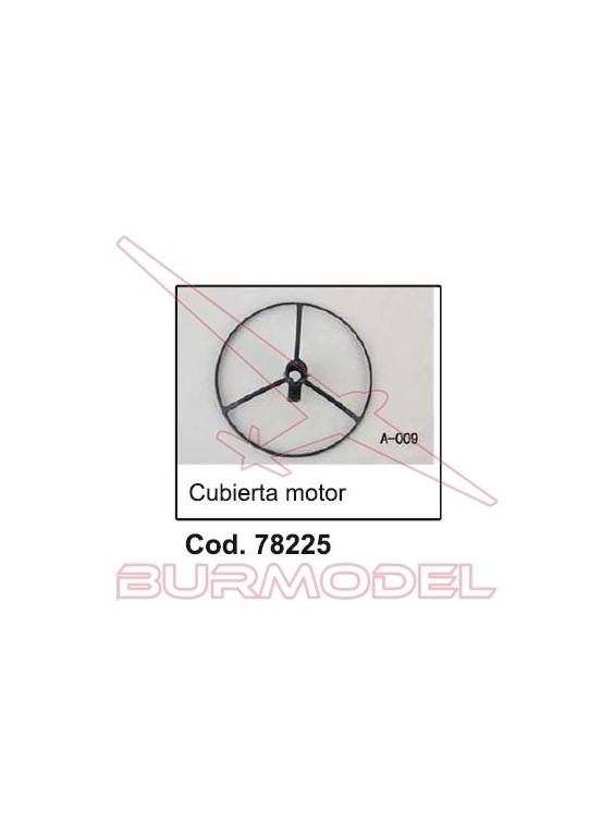 Cubierta motor dron 78003