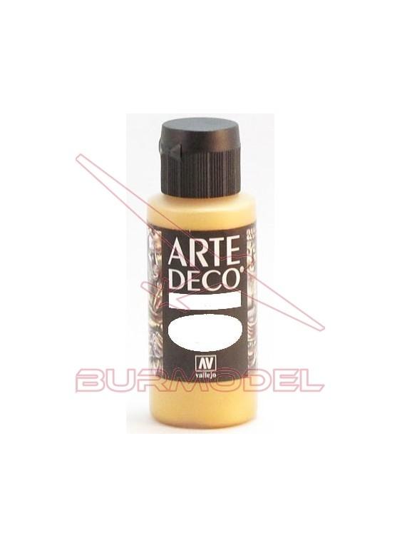 Arte Deco extra opaco blanco 60 ml