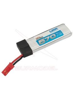 Batería lipo 570-30C 3,7v (Blade 120 SR)