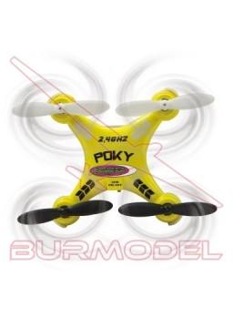 Mini dron Poky 2,4GHz
