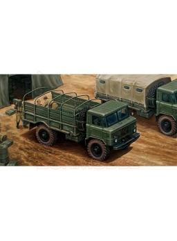 Maqueta vehículo Russian GAZ-66 Light Truck 1:35