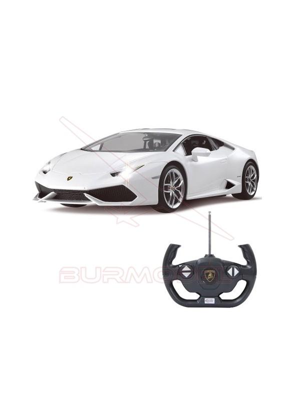 Lamborghini Huracán LP610-4blanco. Escala 1/14