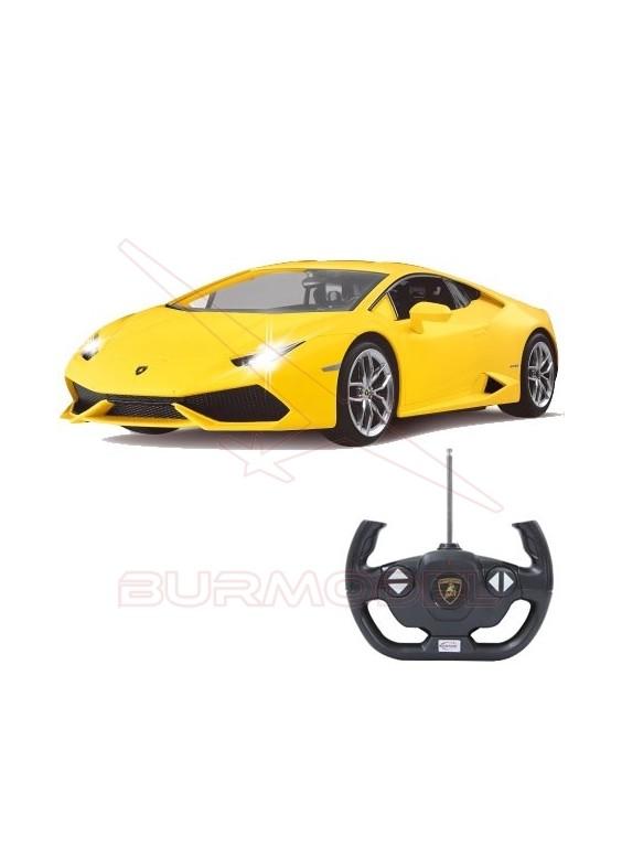 Lamborghini Huracán LP610-4 amarillo. Escala 1:14