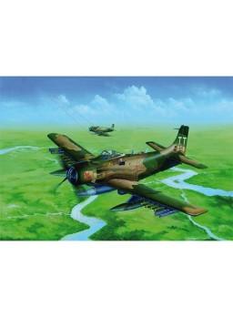 Maqueta avión A-1J (AD7) Skyraider 1:32