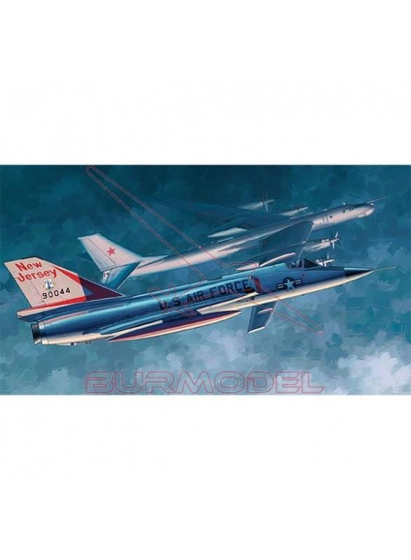 Maqueta Trumpeter Avión F-106A Delta Dart