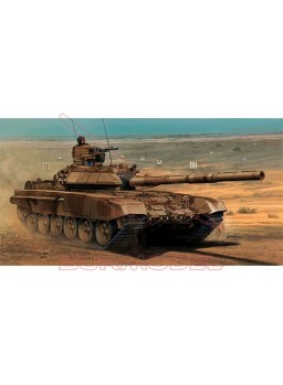 Tanque Russian T-90SA MBT . Escala 1:35