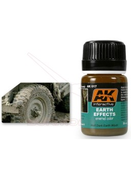 Frasco efectos de polvo. Earth effects.35ml