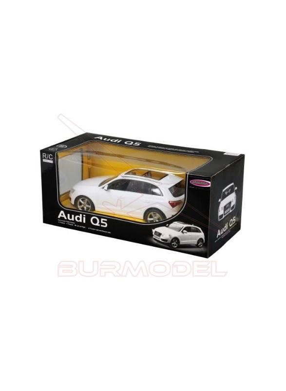 Coche RC Audi Q5 1/14 con pilas incluidas