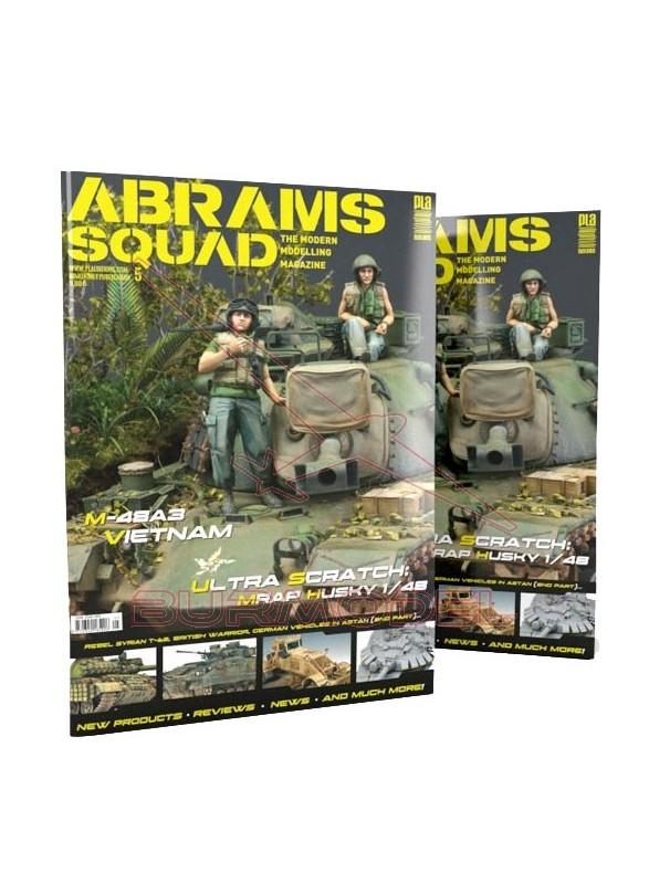 Revista Abrams Squad 05 - Castellano