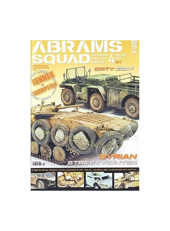 Revista Abrams Squad 04 - Castellano