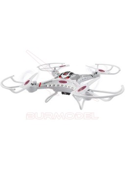 Cuadricóptero Catro 2,4 GHz