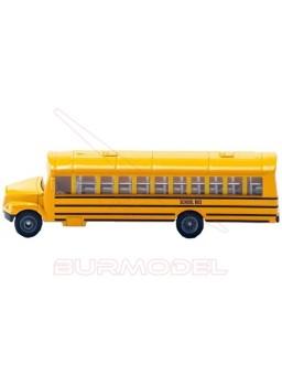 Maqueta autobús escolar. Escala 1/87