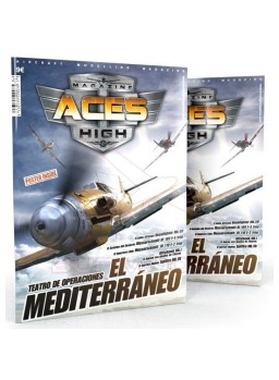 Magazine ACES HIGH ISSUE 4 El Mediterráneo