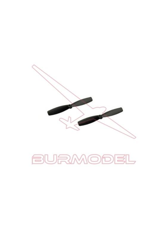 Recambio hélices izquierdas para avión 78001