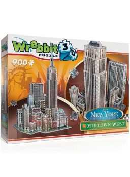 Puzzle 3D Manhattan West