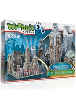 Puzzle 3D Manhattan East
