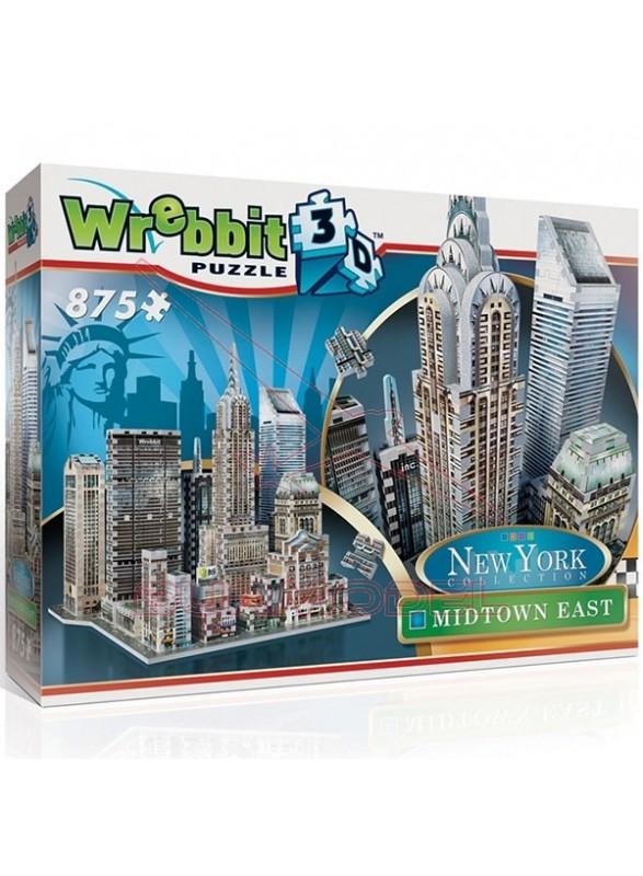 Puzzle 3D Manhattan East
