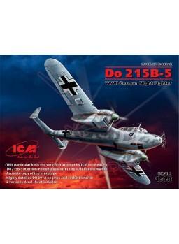 Maqueta avión 2ª Guerra Mundial Do 215B-5