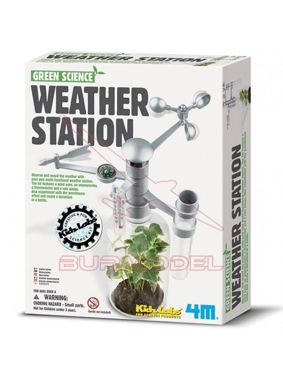 Estación meteorológica. Weather Station